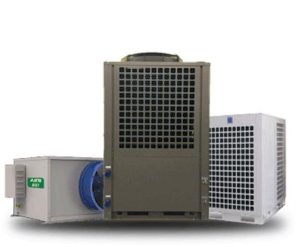 空气能热泵烘干机组